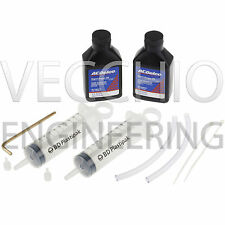 Vecchio Engineering BMW MINI Cooper S M45 Complete Supercharger Oil Refill Kit