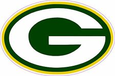 NFL GREEN BAY PACKERS vinyl graphic 7 year outside vinyl decal sticker