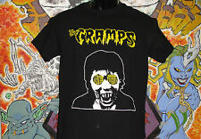 "The Cramps ""Human Fly"" Shirt Lux Interior Poison Ivy Punk Rockabilly"