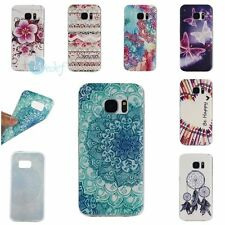 ULTRA THIN SOFT Fashion Style Rubber GEL Back Case Cover For Samsung Galaxy 2016