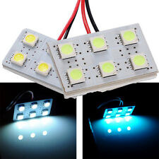 Car 5050 6 SMD LED Panel Light Map Interior Light Dome Auto Light Lamp 12V