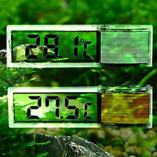 Digital Submersible Fish Tank Aquarium LCD Thermometer Temperature Meter 2 Color
