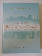 Times Complete History of the World by Richard Overy (Hardback, 2001)