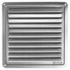 STAINLESS STEEL AIR VENT GRILLE COVER EXCELLENT QUALITY METAL VENTILATION COVER