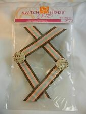 Lindsay Phillips Switchflops Straps Isabel - Small - Medium NIP