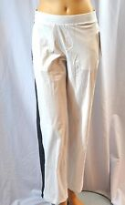NWT Lululemon City Summer Pant Sz 6 White Grey Lightweight Track Lounge NEW
