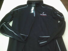 NWT Under Armour pullover, men's XL, black, Cincinnati Bearcats, loose fit