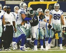 Philadelphia Eagles Mychal Kendricks Int Autographed Signed 8x10 Photo JSA PSA