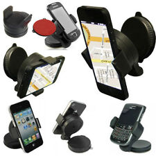 UNIVERSAL MOBILE PHONE PDA IN CAR SUCTION MOUNT HOLDER FOR IPHONE SAMSUNG HTC