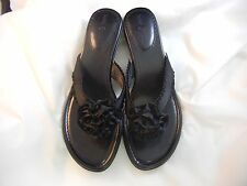 Lindsay Phillips Switchflops - 7000 - Lilly - Black - NEW