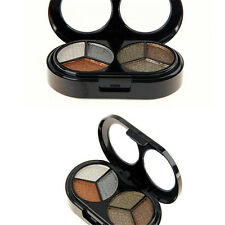 6 Colors Eyeshadow  Smoky Cosmetic Eye Shadow Palette Set Make Up  D2733-D2738