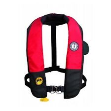 Mustang Survival Auto Hydrostatic Inflatable PFD with Harness