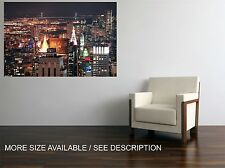Canvas Print Picture New York Cityscape / Stretched- ready to hang