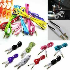 3.5mm New AUX CORD Male Male Stereo Audio Cable CAR PC iPod MP3 AUDIO