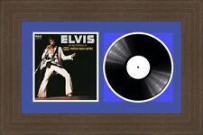 """Picture Photo Frame Single 12"""" Vinyl LP Record with Album Cover 
