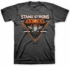 STAND STRONG CHRISTIAN T-SHIRT KERUSSO BRAND