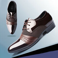 New Men's Dress FormalBusiness Dress Fashion Casual Shoes Oxfords Leather shoes