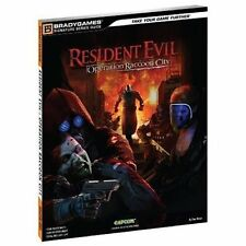 Resident Evil : Operation Raccoon City by BradyGames Staff (2012, Paperback)