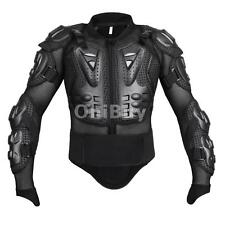 Motorcycle Racing Full Body Armor Jacket Protective Gear for Motocross 6 Sizes