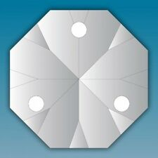 Asfour Crystal 1083 Octagon Prism, 16 MM , 1188 Count