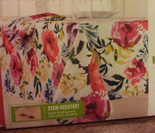 Food-Network-Blooming-Trellis-Microfiber-Tablecloth-Stain-Resistant-Round-60x84