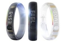 Nike Fuelband  Health Fitness Tracker Bluetooth Nike+ Black  Same Day Shipping