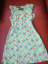 Dangerfield STUNNING SUMMER LOVING HEART DRESS NWT size 10
