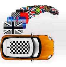 Mini Cooper Moon Sun Roof Moonsun Roof Graphics Decor Sticker Decal Union Jack