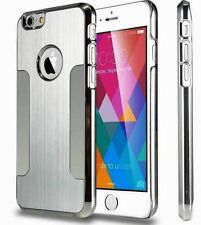 Luxury Aluminium Metal Hard Back Case Cover Protector For iphone 6 or 6 Plus