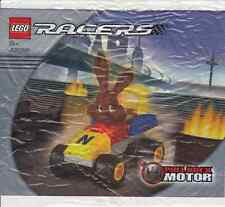 LEGO DROME RACERS - NESQUIK QUICKY RACER POLYBAG FIGURE - ULTRA RARE - SEALED