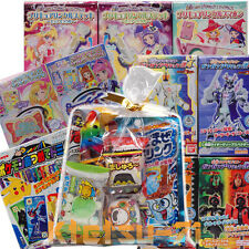 Japanese Foods Snack 10pcs with Toy Candy Japanese Animation Special set Dagashi