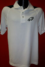 Philadelphia Eagles NFL Football Polo Performance Shirt Tee