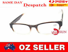 Women Men Unisex Reading Glasses Classic Fashion Black and Red Frame +1.0~+4.0