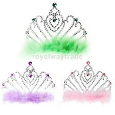 Children's Tiara Crown Fancy Dress Princess Party Birthday Party Favor Gift