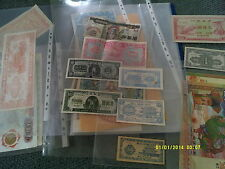 x51 - Old China / Chinese Hyper Inflation & Hell Bank Notes Collection Job Lot