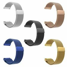 Classic Stainless Steel Watch Band Smart Watch Strap Fitness Wristband Watchband