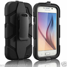 Heavy Duty Survivor Builder Armour Shock Proof Cover Stand For Samsung Galaxy S5
