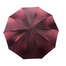 fashion anti uv parasol creative discolour cloth folding sun rain umbrella