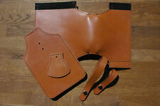Leather Accessory Set for Brompton Bicycles