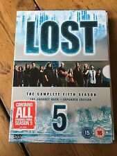 Lost DVD. The Complete Fifth Series. Season 5