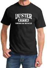 1973 Plymouth Duster American Muscle Car Classic Design Tshirt NEW FREE SHIP