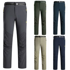 Outdoor Stretch Breathable Quick-Dry Trousers Men's Skinny Climbing Hiking Pants