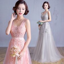 Applique Quinceanera Dress Formal Prom Party Evening Ball Dresses Bridal Gown