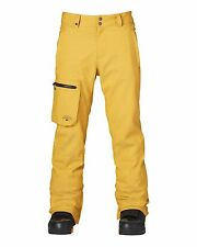 NEW QUIKSILVER™  Mens Lincoln 10K Snow Pant Ski