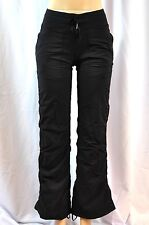 NWT Lululemon Dance Studio Pant II Sz 10 Regular Black Lined Large NEW