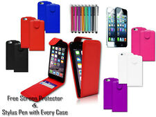 New Premium Leather Pu Flip Case Stand Cover Card Holder For Apple iPhone 7