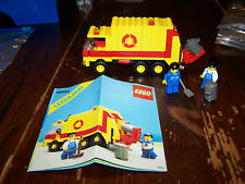 Lego 6693 City Town REFUSE COLLECTION TRUCK Complete w/ Instructions 1987 NO BOX