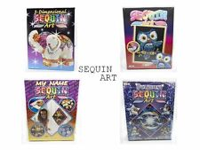 Sequin Art Range 2
