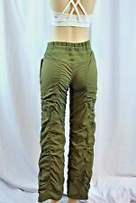 NWT Lululemon Dance Studio Pant II Sz 8 Regular Fatigue Army Green Medium LINED