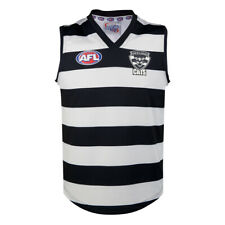 Geelong Cats AFL Football Mens Sleeveless Jumper Guernsey Jersey